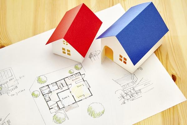 注文住宅の間取り図の決め方は?失敗を避ける3つのポイント