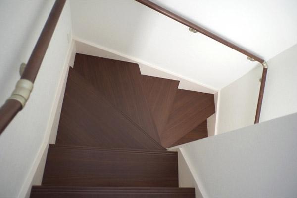 階段や廊下
